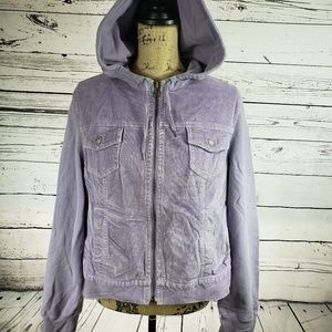 The Gap Hooded Thick Cord jacket